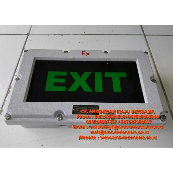 emergency exit ex proof helon bbd51 led exit signal lamp-2