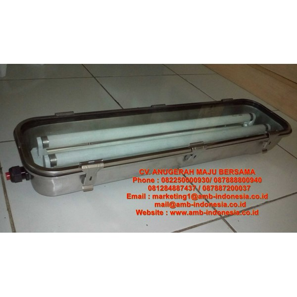 lampu tl ex proof stainless steel warom bjy flourescent lamp-3