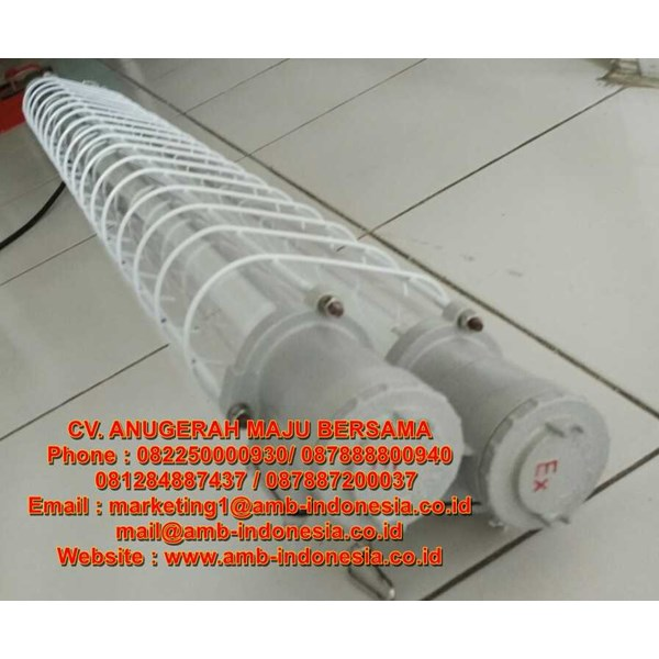 lampu tl explosion proof helon bay51 fluorescent lamp