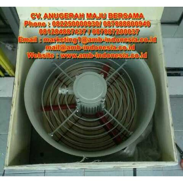 exhaust fan explosion proof hrlm fag -6