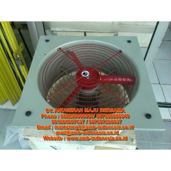 exhaust fan explosion proof hrlm fag