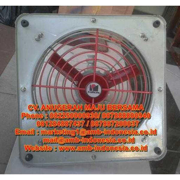exhaust fan explosion proof hrlm fag -4