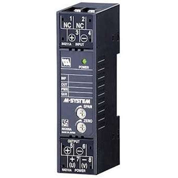 jual m-system signal conditioners plc (programmable logic controller) m3lt