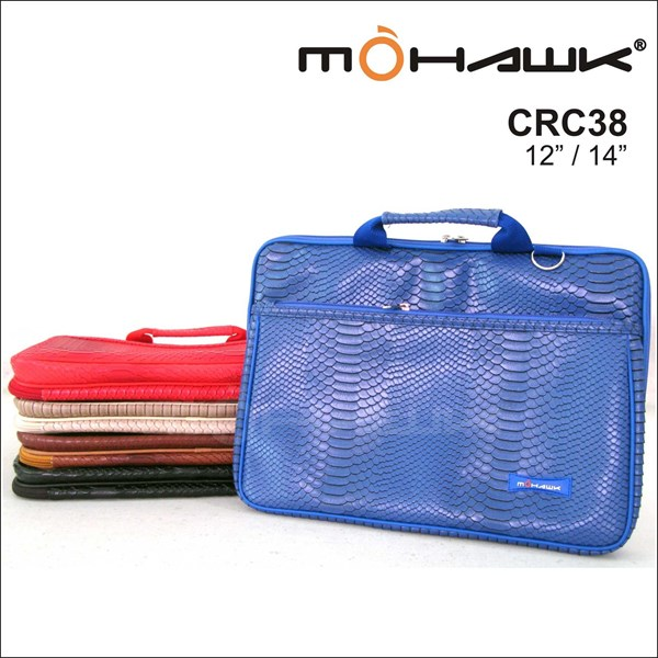 tas softcase laptop notebook netbook mohawk - crc38