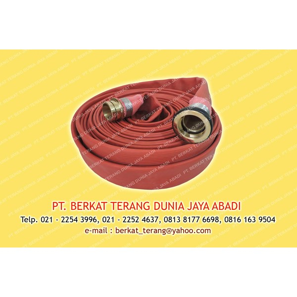red fire hose rubber china
