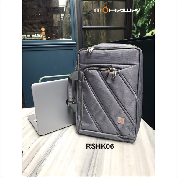 tas punggung ransel backpack laptop notebook netbook - mohawk rshk06