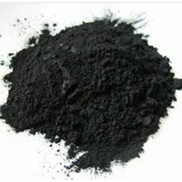 arang aktip / activated charcoal / botol = net 150 gram / rp.40.000.--1