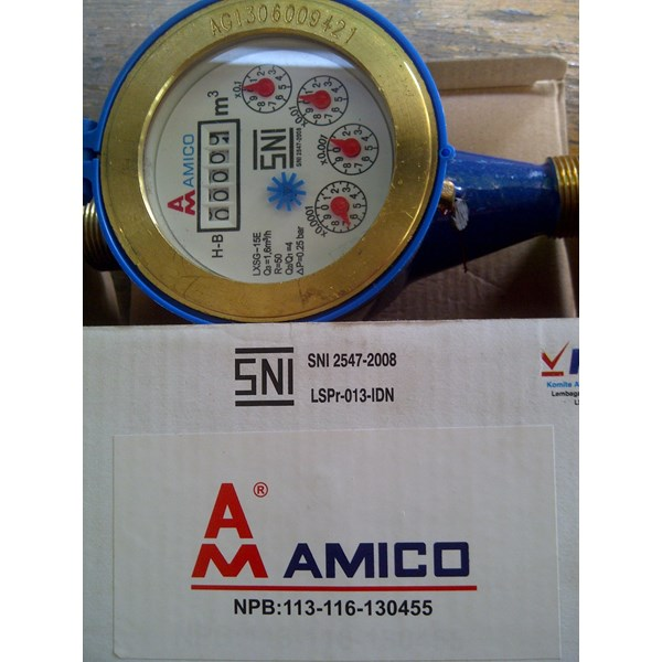 amico water meter, amico, flow meter amico-1
