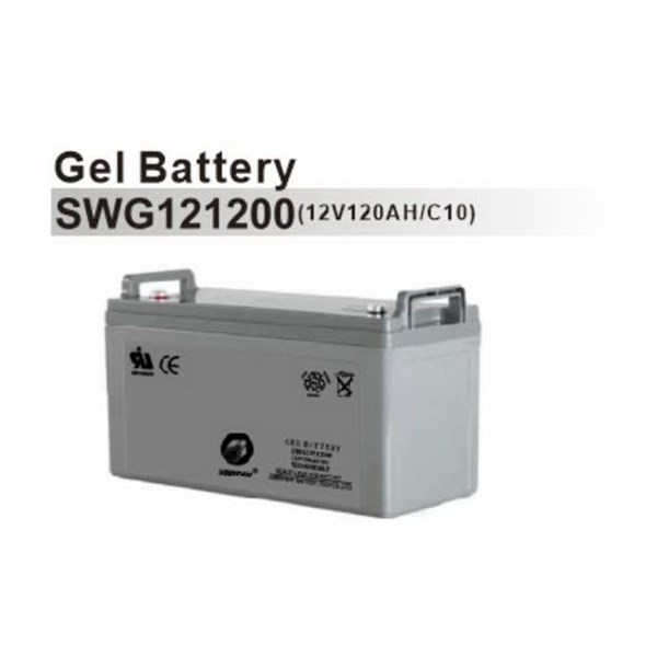 battery gel 120 ah - brand : sunnyway-2