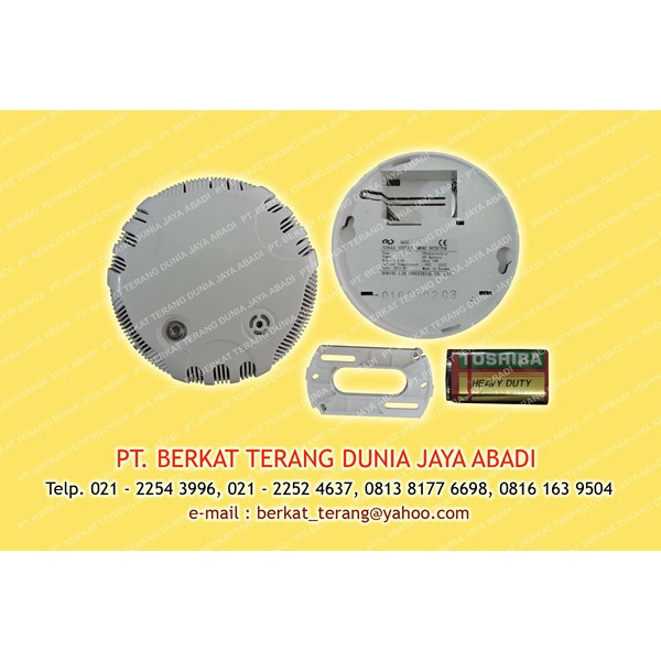 single station smoke detector qa31 batt horinglih