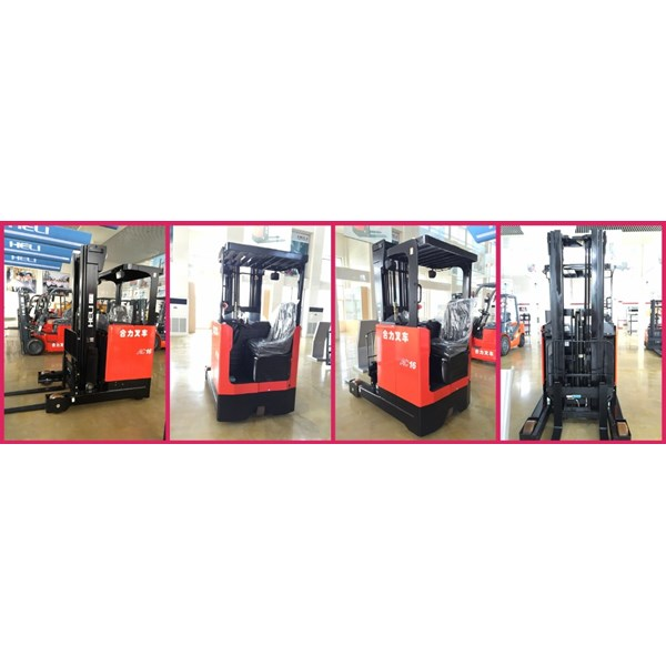 jual reach truck murah type sit-down-1