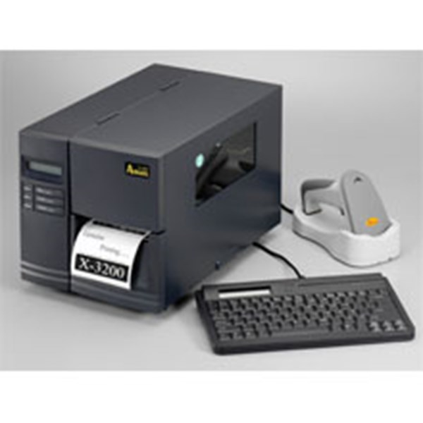 argox x 3200 industrial barcode printer