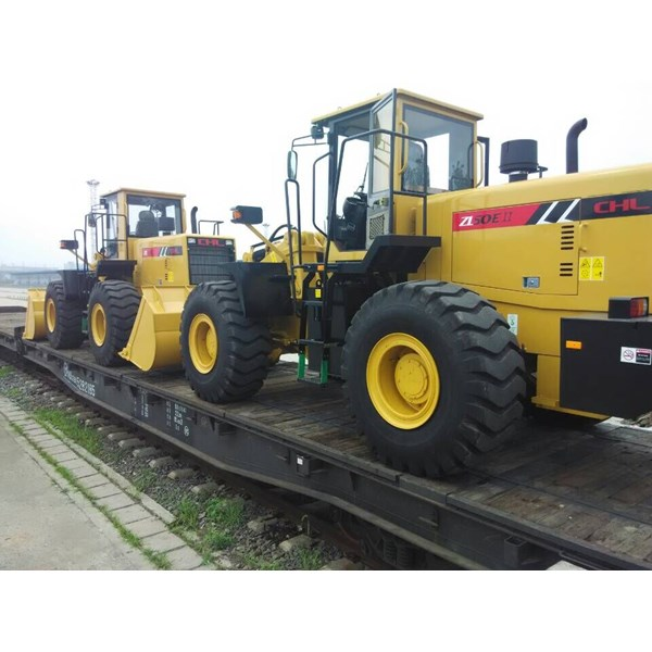 wheel loader handal -1