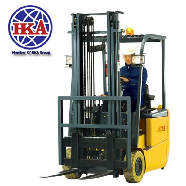 jual forklift battery/electrick murah