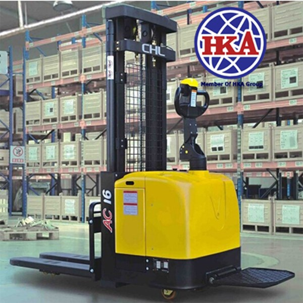 sewa - rental stacker full elektrik paling murah-1