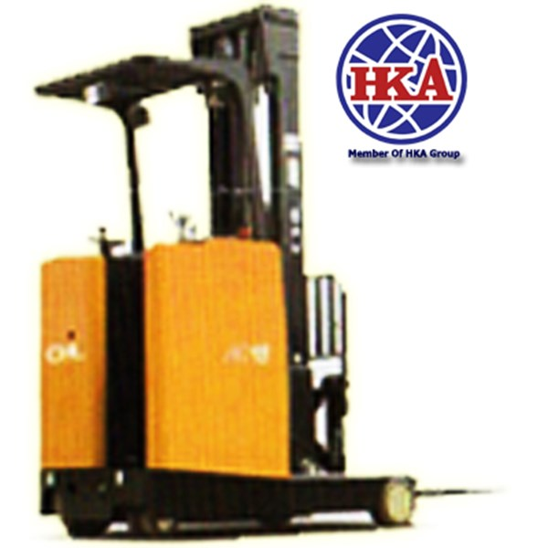 distributor jual reach truck stand on berkualitas