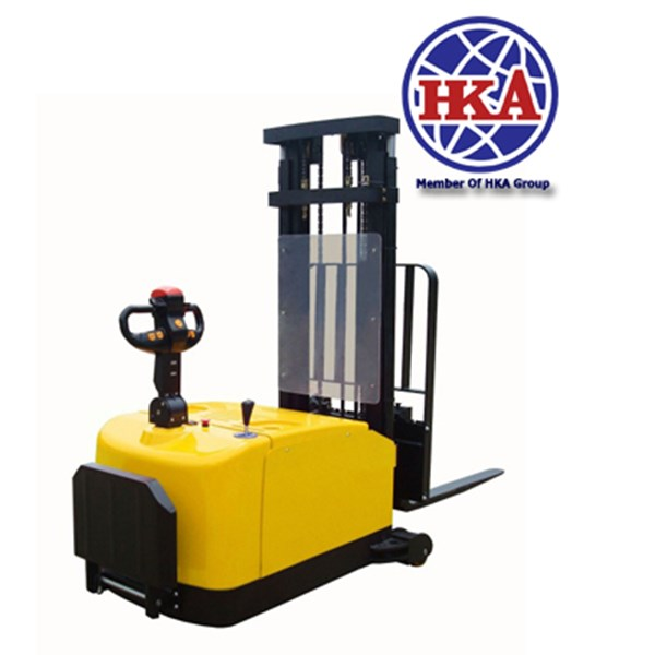 sewa - rental stacker full elektrik paling murah
