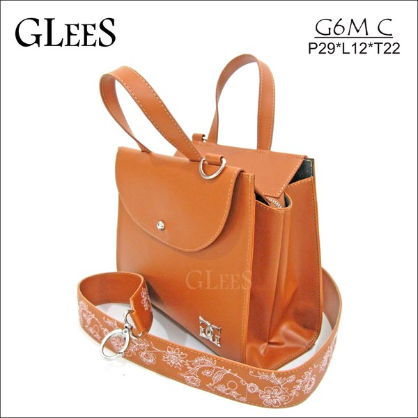 tas wanita, fashion, handbag glees g6m debora medium-2
