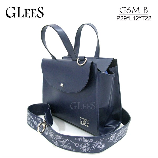 tas wanita, fashion, handbag glees g6m debora medium-3
