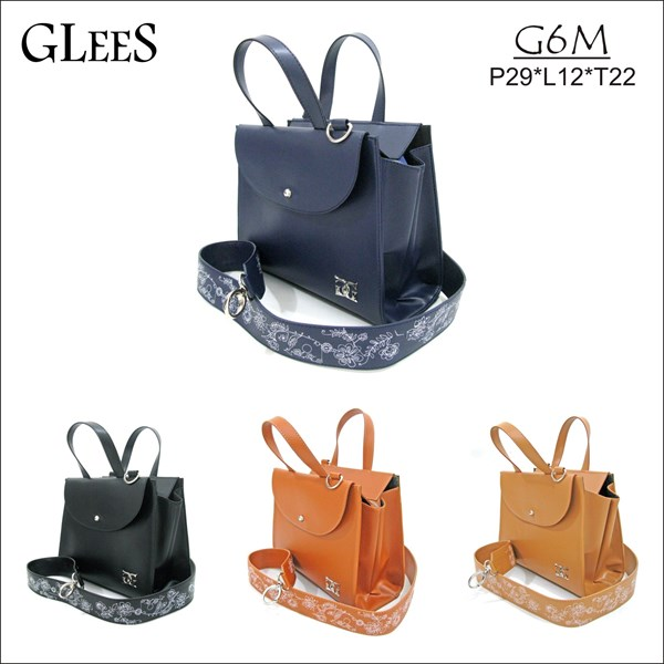 tas wanita, fashion, handbag glees g6m debora medium-4