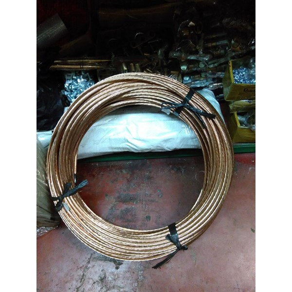 kabel bc ukuran 35mm - kabel grounding