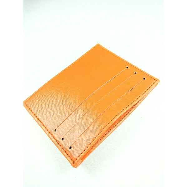 dompet kartu card holder card wallet dc 331 coklat-2