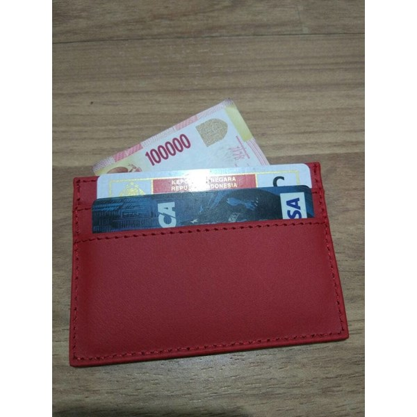 dompet kartu card holder card wallet dc22-1