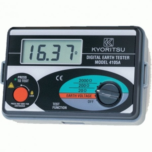 kyoritsu 4105a - earth grounding test tester-1