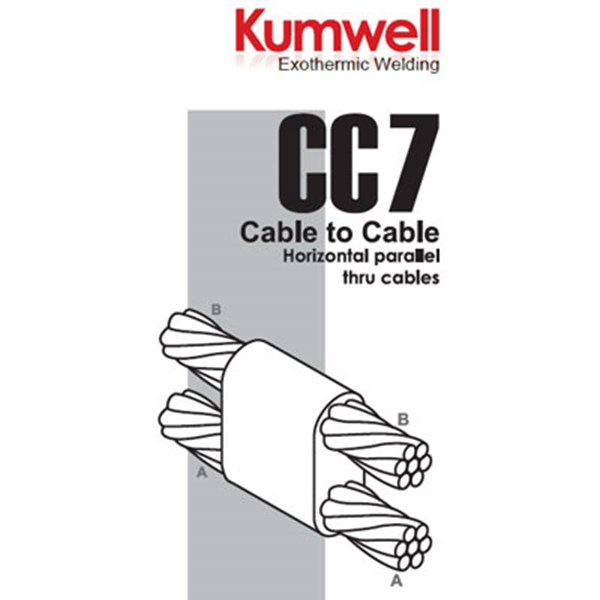 moulding kumwell cc7 - cable to cable-1