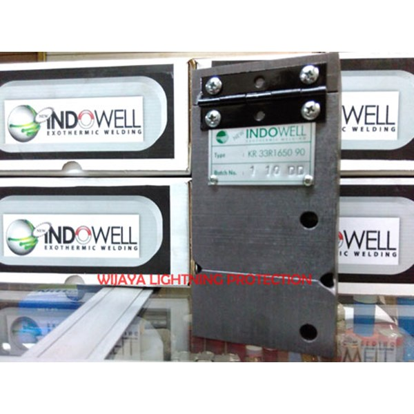 moulding indowell - exothermic welding