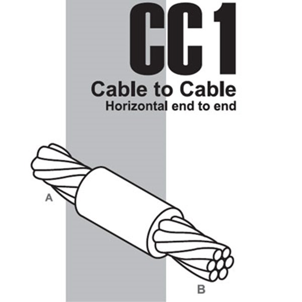 moulding kumwell cc1 - cable to cable-1