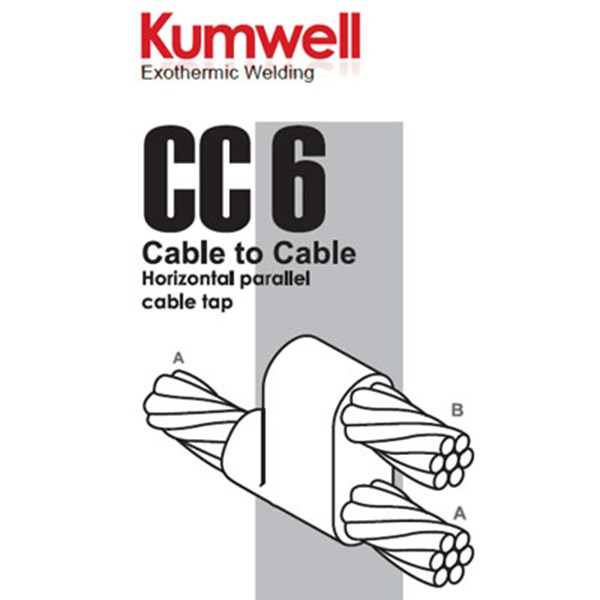 moulding kumwell cc6 - cable to cable-1