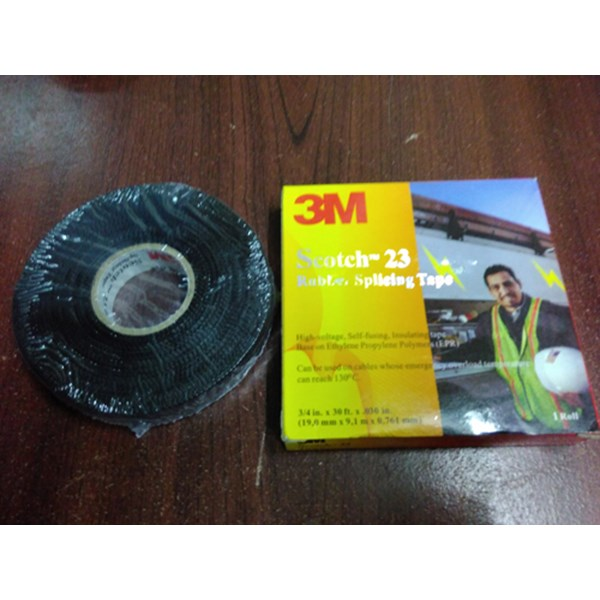 3m rubber splicing tape