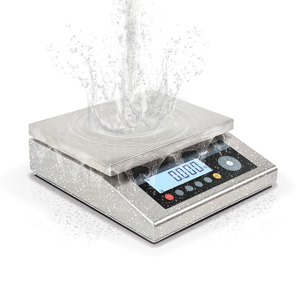 water proof and cold storage weighing scale - gramscal