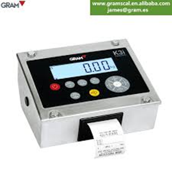 gram scal stainless steel & waterproof benchscale for cold storage-1