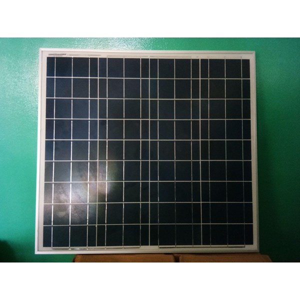 solar panel, solar cell, modul surya, panel surya 60wp poly murah-1