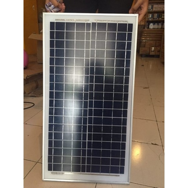 solar panel, solar cell, modul surya, panel surya 30wp poly murah