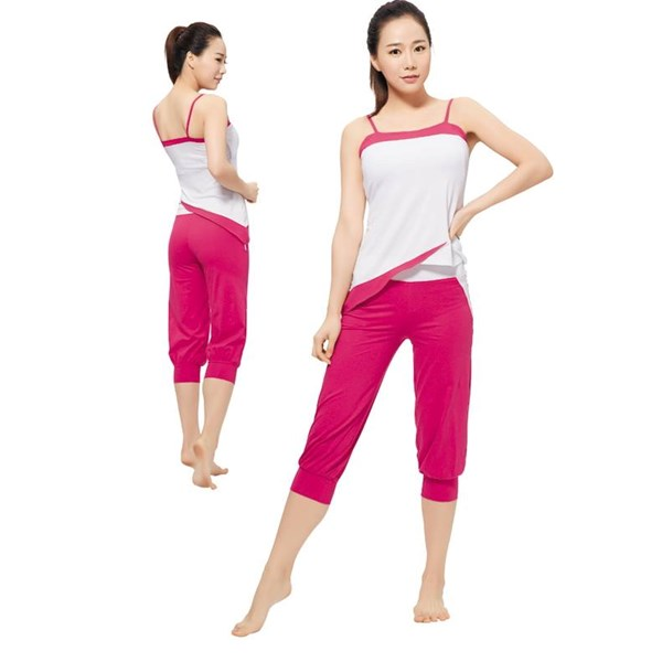 baju senam yoga / top yoga denlus / unique yoga mat bali