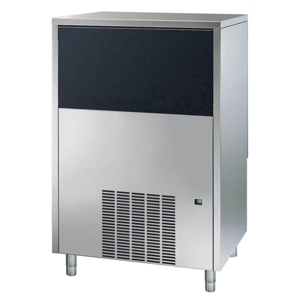 ice cuber electrolux 90kg/24h with 55kg bin - air cooled