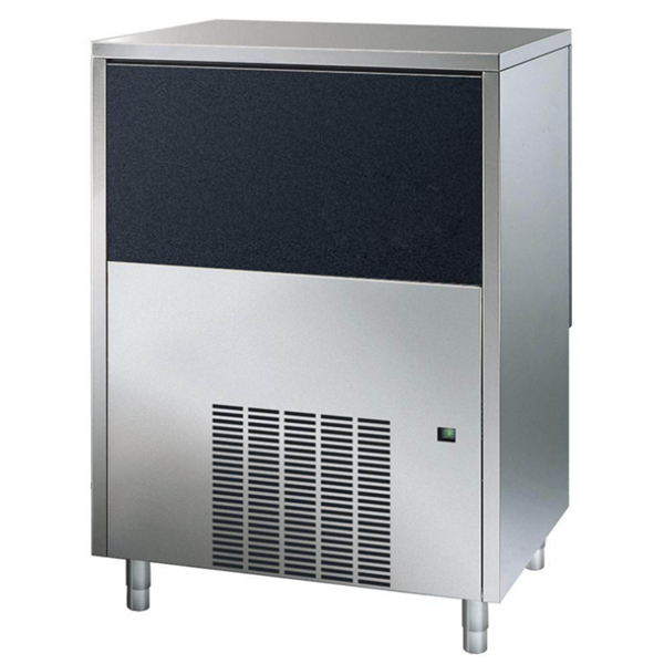 electrolux ice cuber 65kg/24h - 40kg bin water cooled