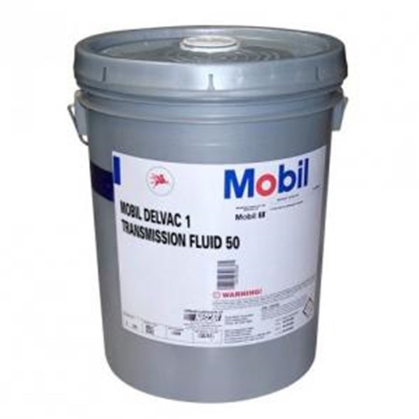 mobil delvac synthetic transmission fluid 50-2