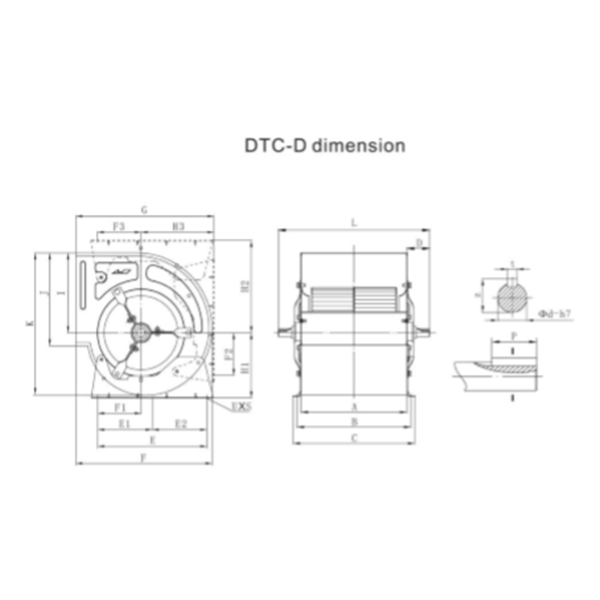 dtc d dimension