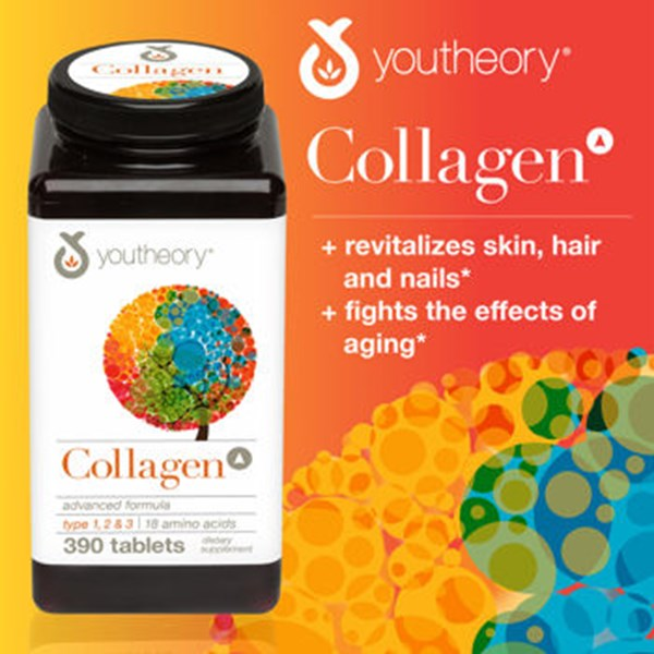 youtheory collagen advanced formula, 390 tablets-7