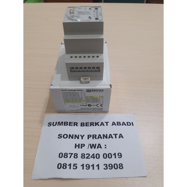 elrm44v-30 earth leakage relay broyce control-4