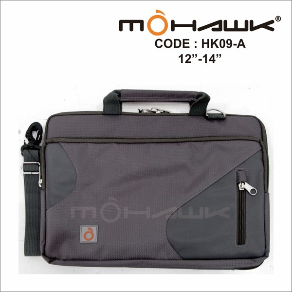 tas softcase laptop notebook netbook - mohawk hk09-3