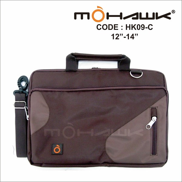 tas softcase laptop notebook netbook - mohawk hk09-1