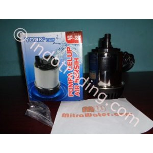 pompa celup york italy sp 3200 submersible pump