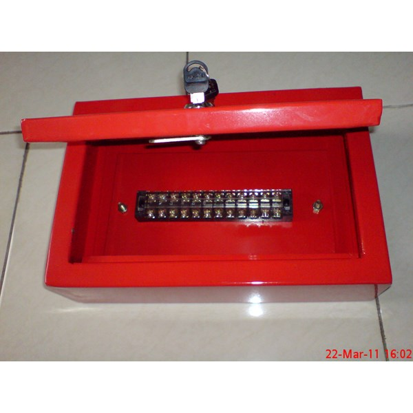 terminal box fire alarm