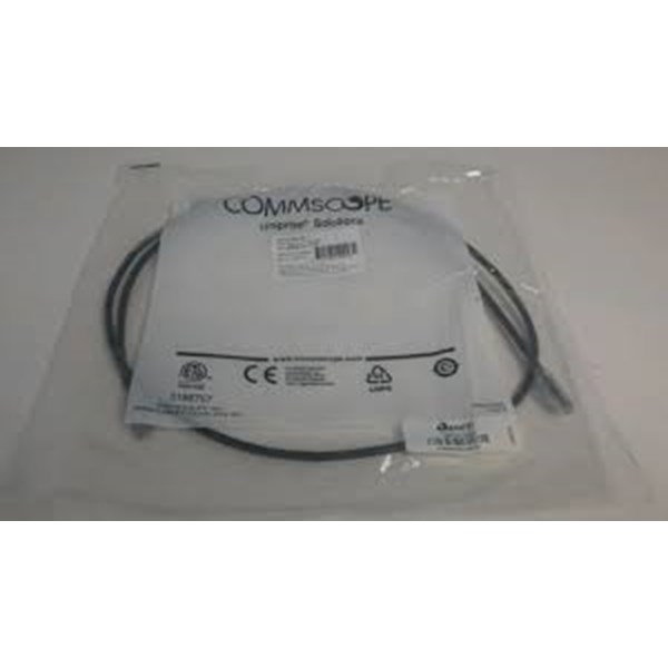 systimax patch cord cat.6 3-feet (gs8e-3 cat6 xl 3-feet)