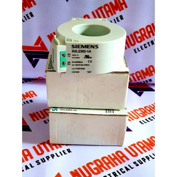 siemens 3ul2302-1a residual current transformer-1